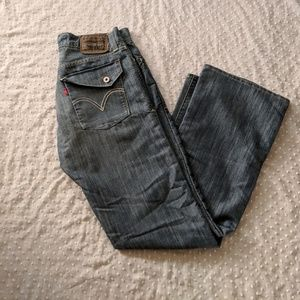 Levi's 527   Low Boot Cut Size 32/32